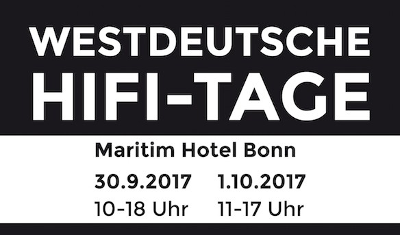 Westdeutschen HiFi-Tage