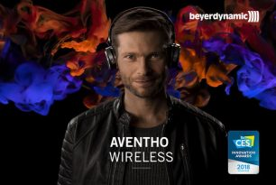 Beyerdynamic Aventho wireless mit CES 2018 Innovation Award geehrt