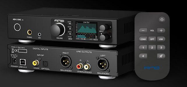 RME präsentiert den ADI-2 DAC