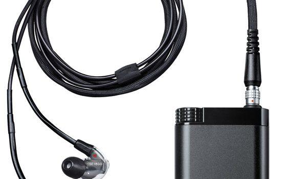 Shure KSE1200 Erweiterung der Produktlinie elektrostatischen Ohrhörersysteme