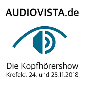 Audiovista 2018 – Kopfhörermesse